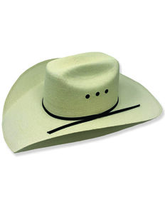"Atwood Hackamore 4 1/2"" Brim Cowboy Hat , Natural, hi-res"