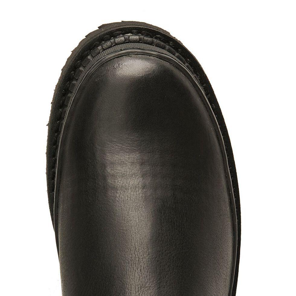 Georgia Giant Romeo Slip-On Work Shoes, Black, hi-res