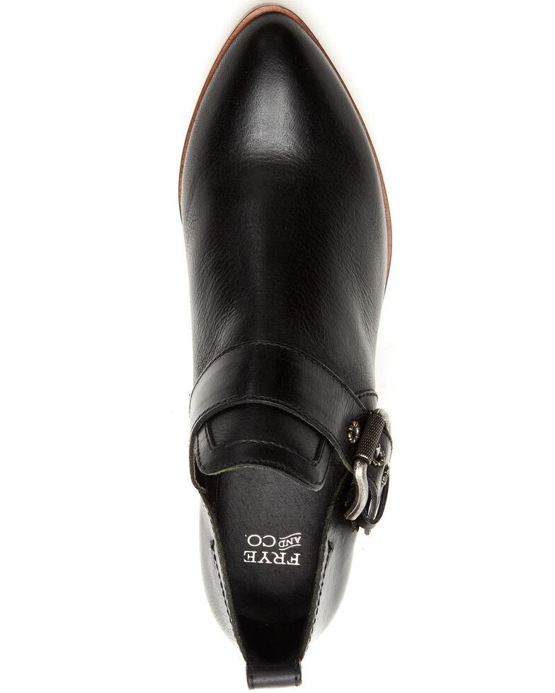 Frye Women's Rubie Moto Fashion Booties - Pointed Toe, Black, hi-res