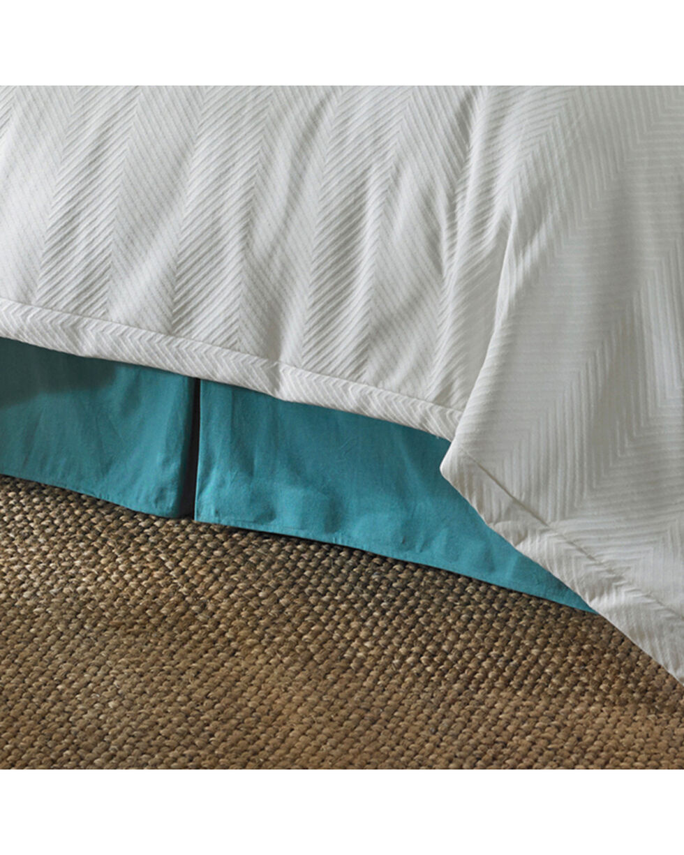 HiEnd Accents Catalina King Bedskirt, Multi, hi-res