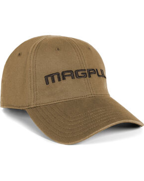 Magpul Men's Core Cover Wordmark Low Crown Baseball Cap , Beige/khaki, hi-res