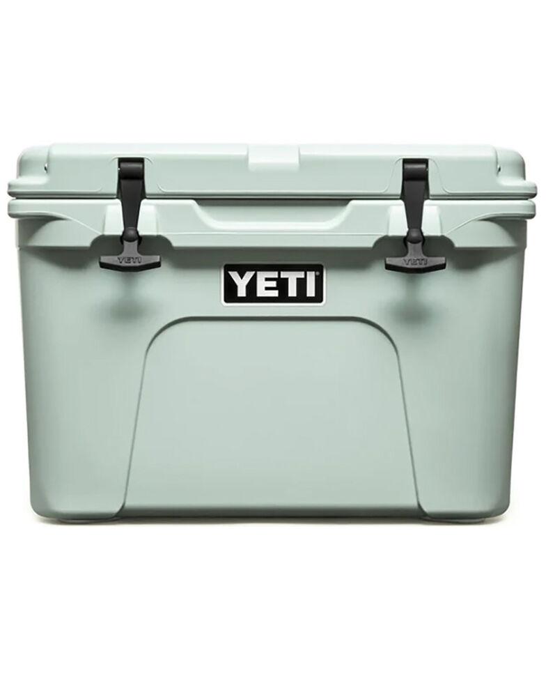 Yeti Tundra 35 Green Hard Cooler, Light Green, hi-res