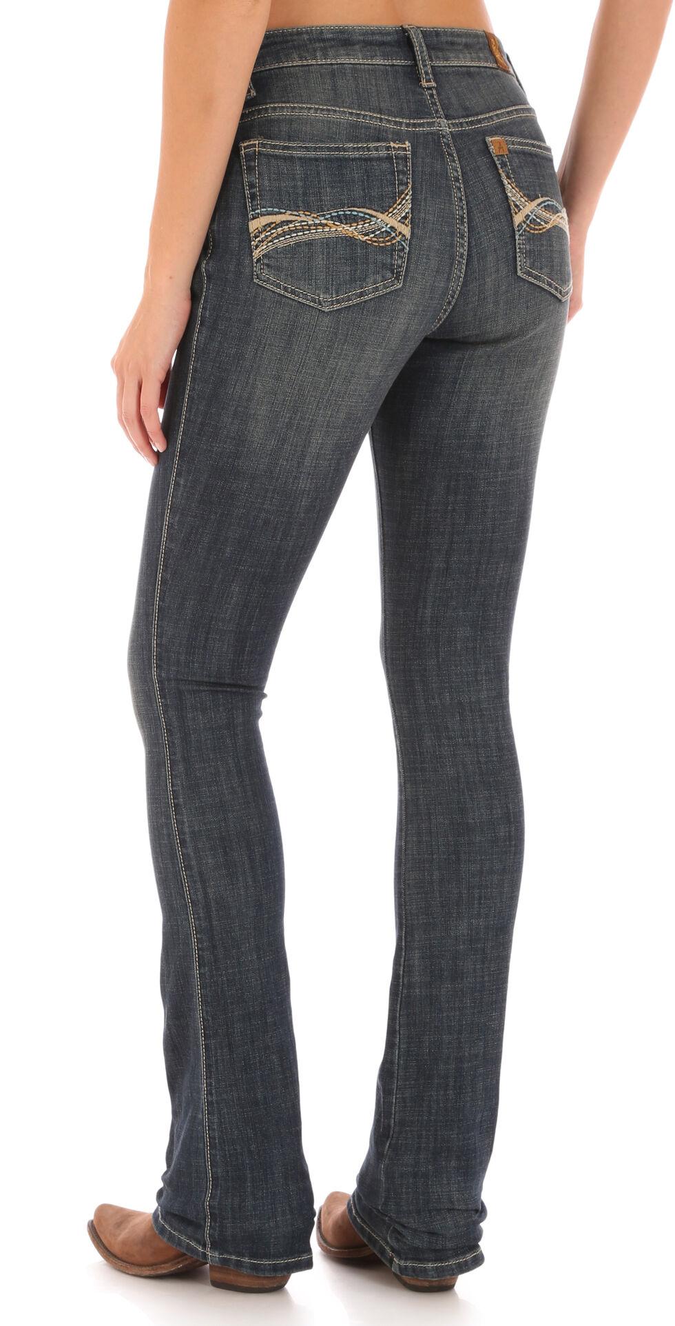 Wrangler Women's Aura Instantly Jeans, Indigo, hi-res