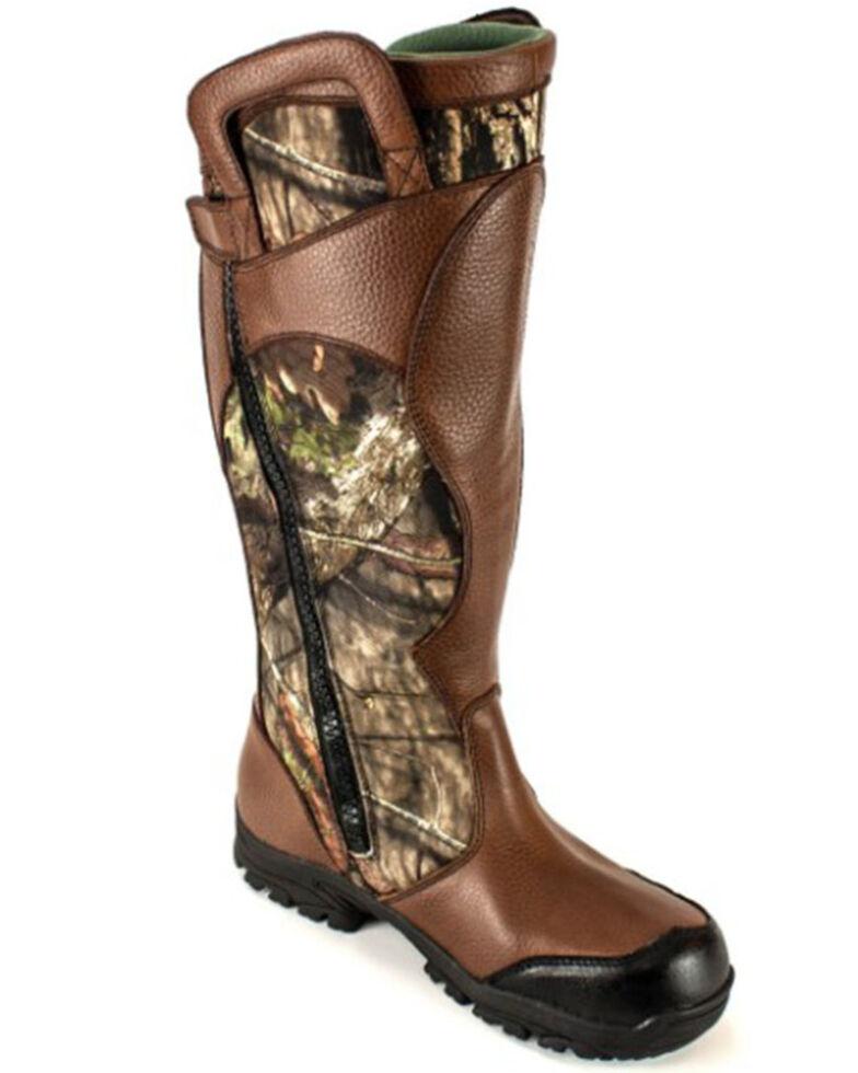 Thorogood Men's Waterproof Snake Proof Boots - Soft Toe, Brown, hi-res