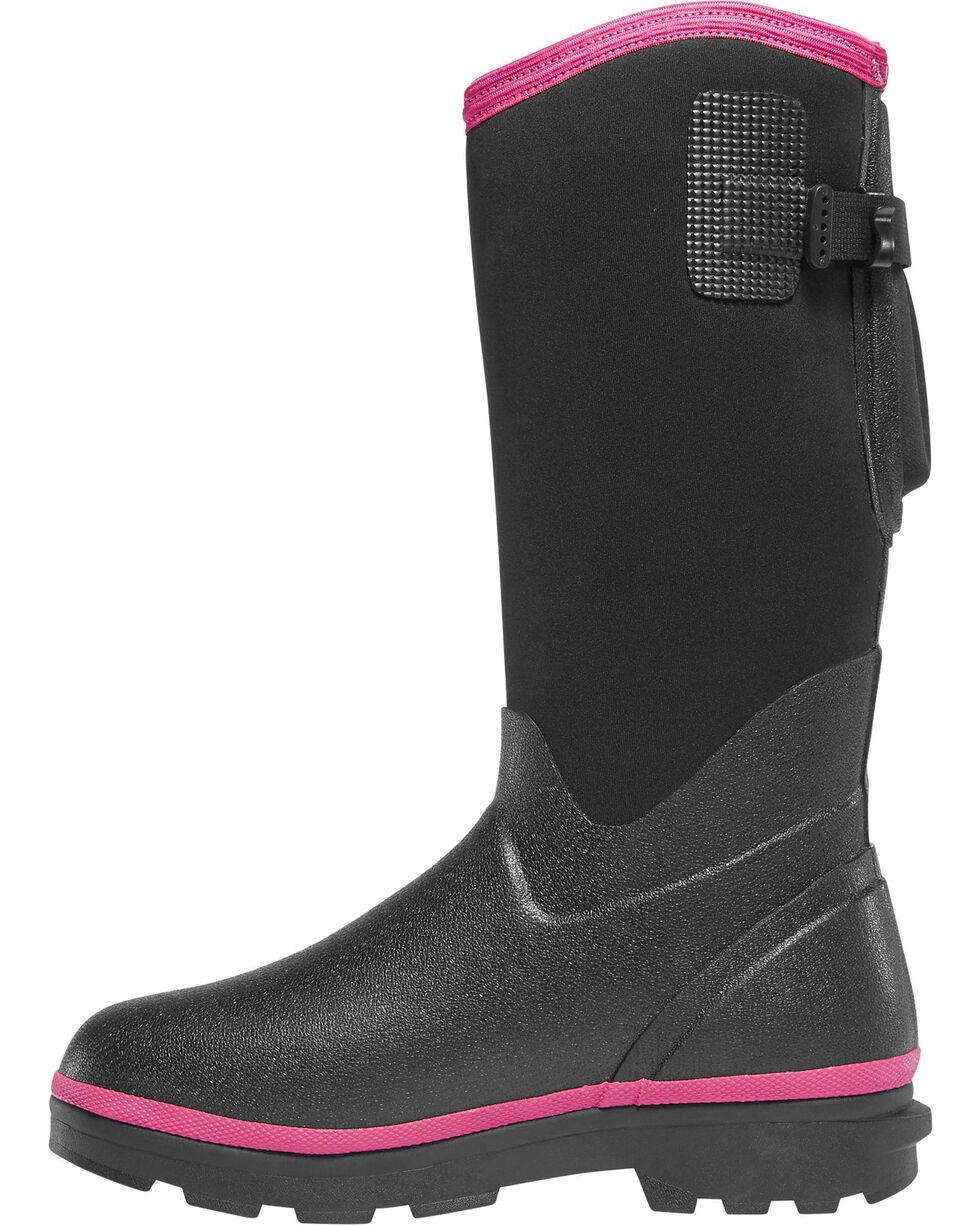 "LaCrosse Women's Multi 12"" Alpha Range Utility Boots - Round Toe, Multi, hi-res"