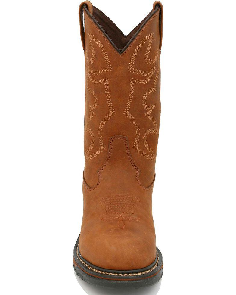 Rocky Branson Waterproof Work Boots, Distressed, hi-res