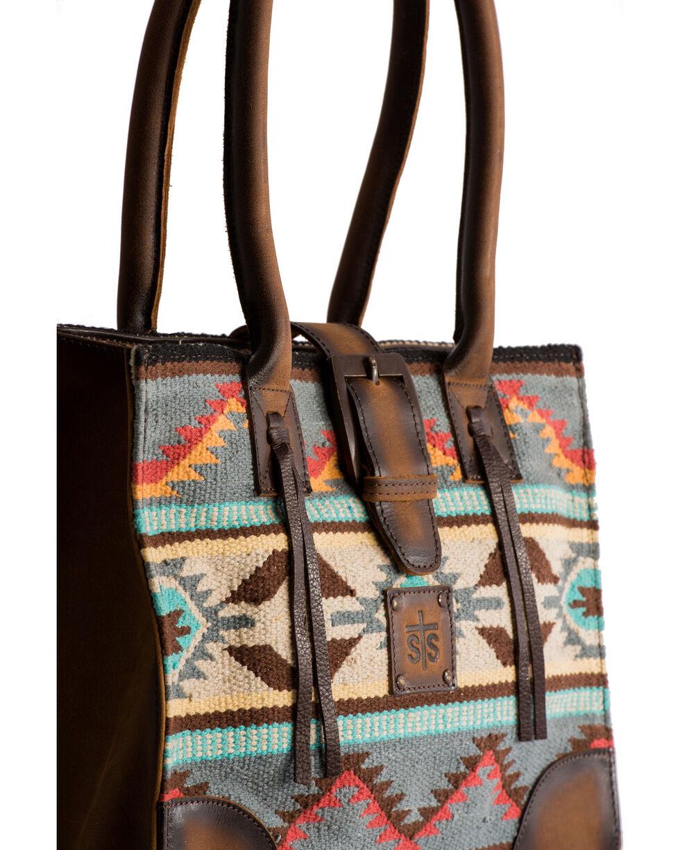 STS Ranchwear Women's Serape Belt Bag, No Color, hi-res