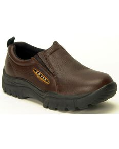Roper Performance Sport Slip-Ons, Bay Brown, hi-res