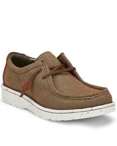 Justin Men's Hazer Rusty Brown Shoes, Tan, hi-res