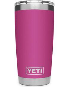 Yeti Rambler 20oz Prickly Pear Tumbler , Pink, hi-res