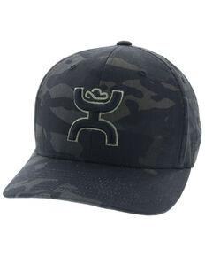 Hooey Boys' Camo Chris Kyle Flex Fit Ball Cap , Camouflage, hi-res