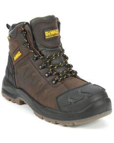 DeWalt Men's Hadley Work Boots - Steel Toe, Brown, hi-res