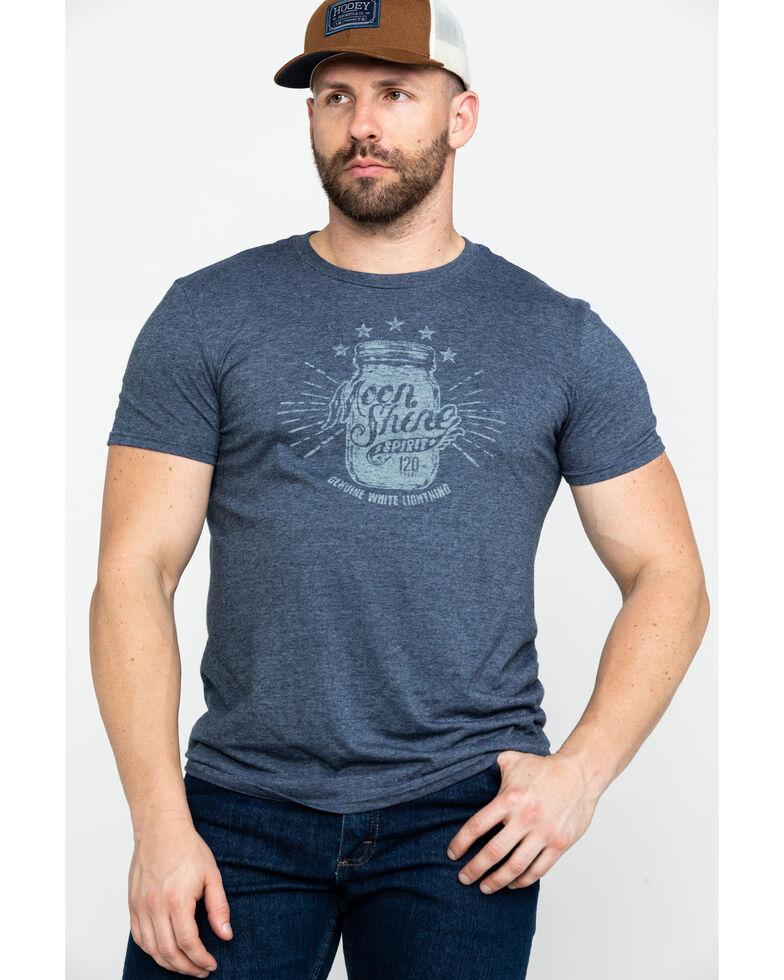Moonshine Spirit Men's Jar Inside Out Graphic T-Shirt , Navy, hi-res