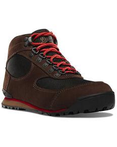 Danner Women's Java & Black Jag Waterproof Hiking Boot , Black/brown, hi-res