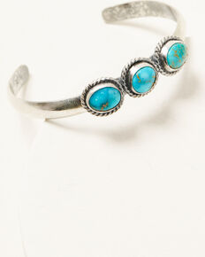 Broken Arrow Women's Prairie Cuff, Silver, hi-res