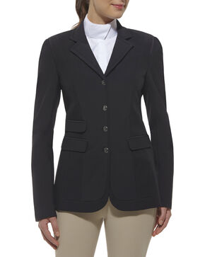 Ariat Women's Platinum Show Coat, Black, hi-res