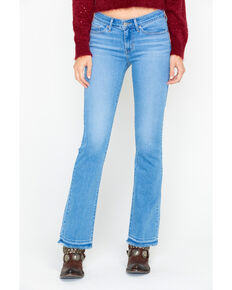 Levi's Women's 715 Vintage Boot Cut Jeans, Blue, hi-res