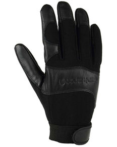 Carhartt Men's Black Dex Gloves, Black, hi-res