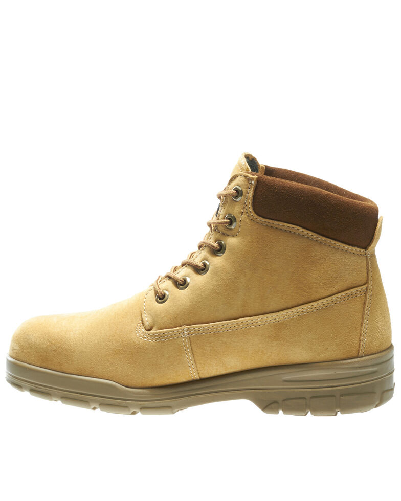 Wolverine Men's Trappeur Insulated Work Boots - Soft Toe, Tan, hi-res