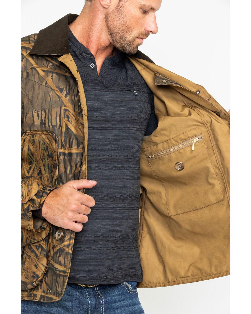 Filson Men's Camo Shelter Waterfowl Upland Work Coat , Camouflage, hi-res