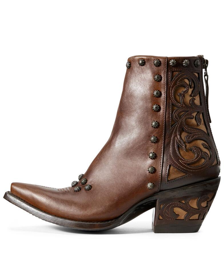 Ariat Women's Diva Warm Western Boots - Snip Toe, Brown, hi-res