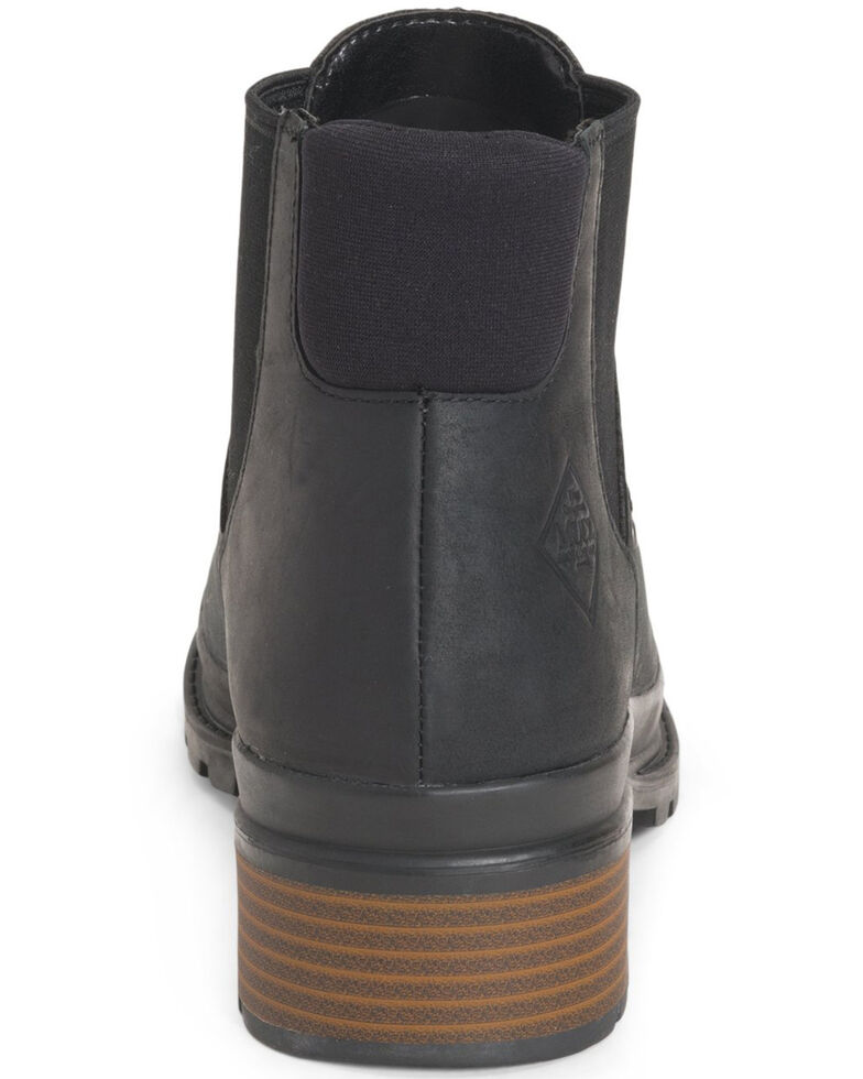 Muck Boots Women's Liberty Chelsea Boots - Round Toe, Black, hi-res