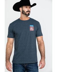 2a6fda6424a4e Cody James Men s Flag Rights Graphic T-Shirt