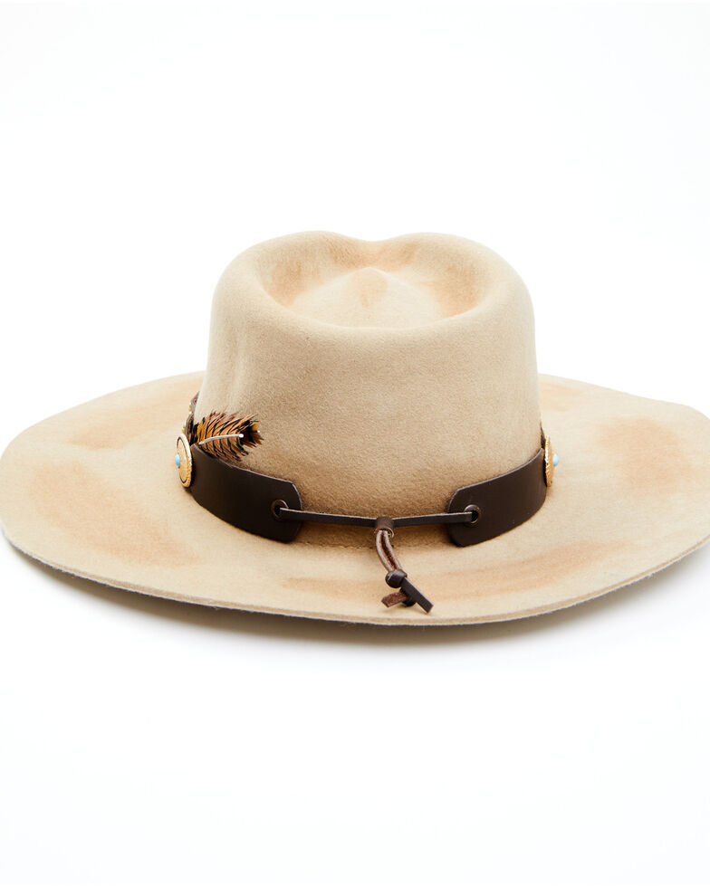 Idyllwind Women's Spotted In The Night Rancher Hat , Brown, hi-res