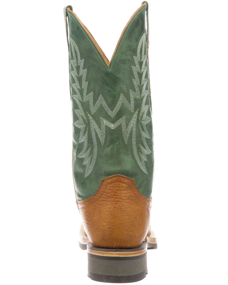 Lucchese Men's Rudy Western Boots - Square Toe, Multi, hi-res