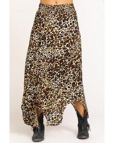 Bila Women's Leopard Print Hankey Skirt, Leopard, hi-res