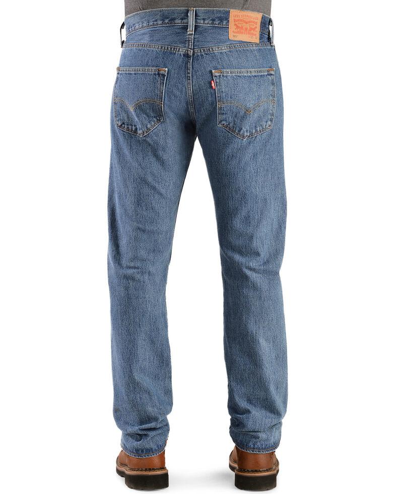 d14344e510483 Levi's 501 Jeans - Original Prewashed