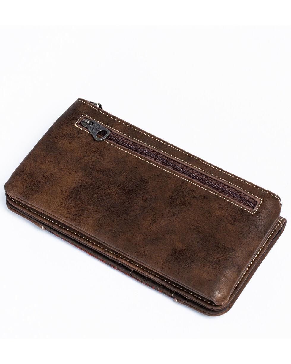 Shyanne Women's Glitter Underlay Wallet, , hi-res