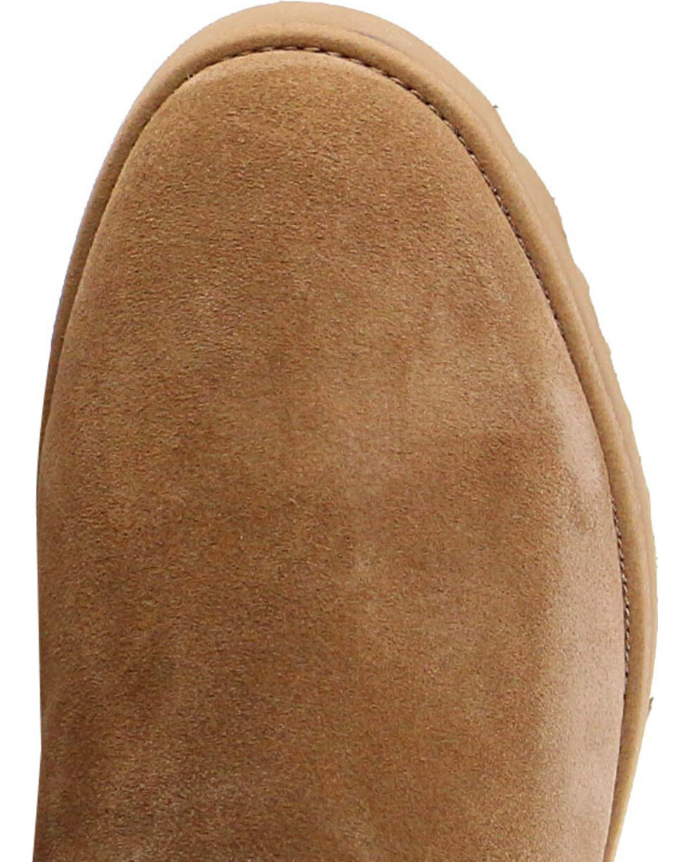 UGG® Women's Amie Classic Slim Water Resistant Boots - Round Toe, Chestnut, hi-res