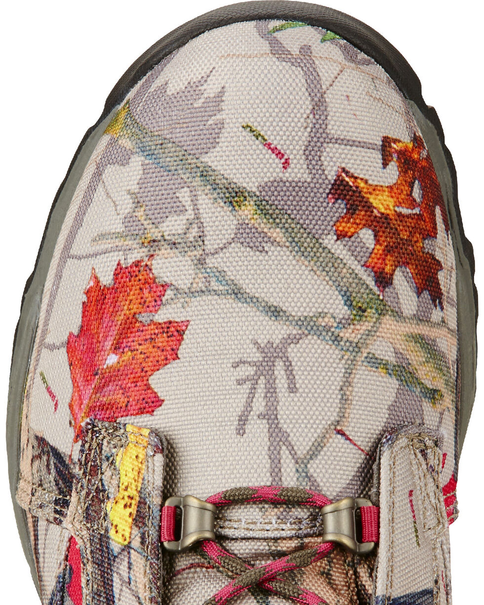 Ariat Women's Hot Leaf Insulated Hiker Boots - Round Toe, Camouflage, hi-res