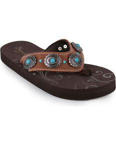 4bb806e3b Womens  Sandals   Flip-Flops - Country Outfitter