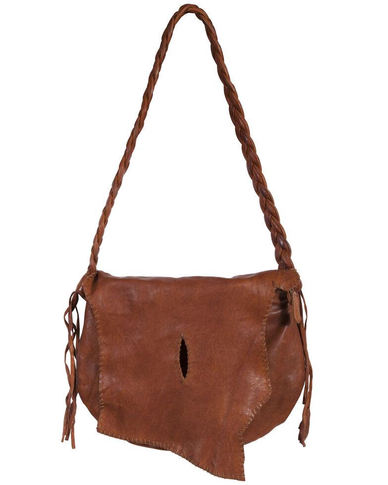 Scully Women's Soft Leather Handbag, Tan, hi-res