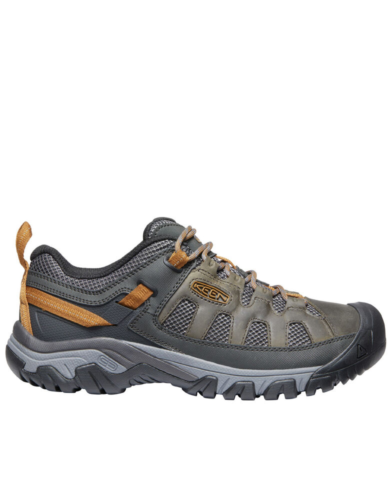 Keen Men's Targhee Vent Hiking Boots - Soft Toe, Brown, hi-res