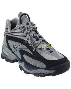 Nautilus Men's Grey SD Athletic Work Shoes - Steel Toe, Grey, hi-res
