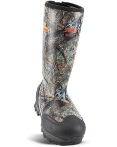 Thorogood Men's Infinity FD Insulated Rubber Boots - Soft Toe, Camouflage, hi-res