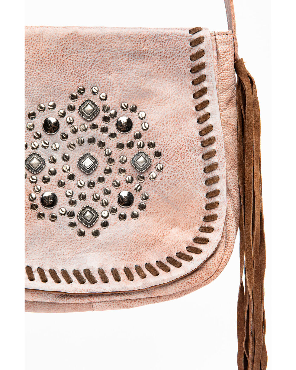 Idyllwind Women's Chase Your Wild Crossbody Bag, Brown, hi-res