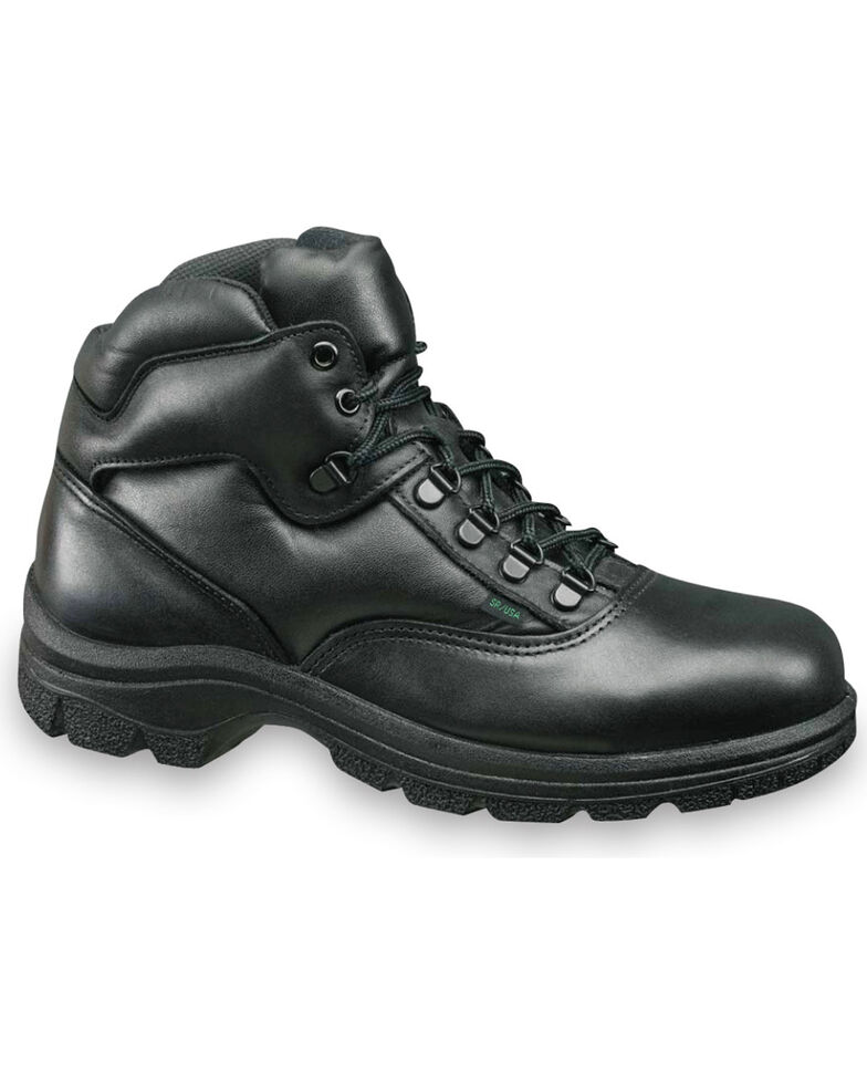 Thorogood Women's SoftStreets Postal Certified Ultimate Cross-Trainer Work Boots, Black, hi-res