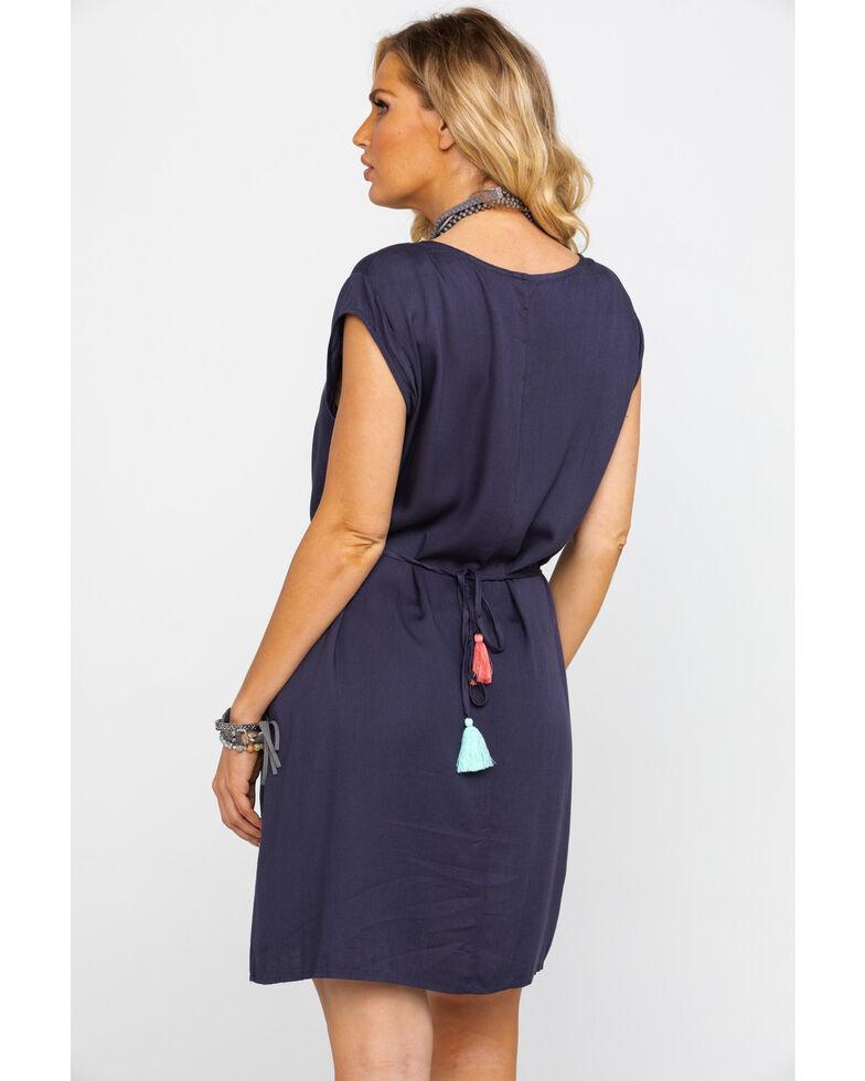 Ariat Women's Mirage Dress, Dark Grey, hi-res
