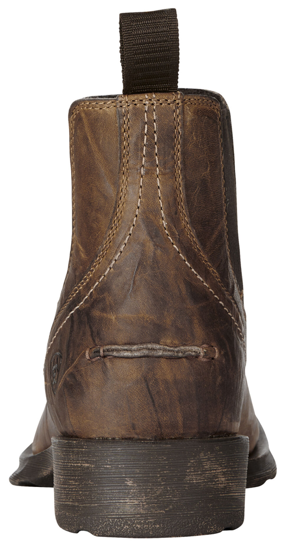 Ariat Men's Brown Midtown Rambler Boots - Square Toe, Light Brown, hi-res
