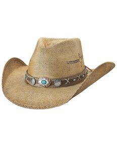 Bullhide Lucid Dreams Cowboy Hat, Pecan, hi-res