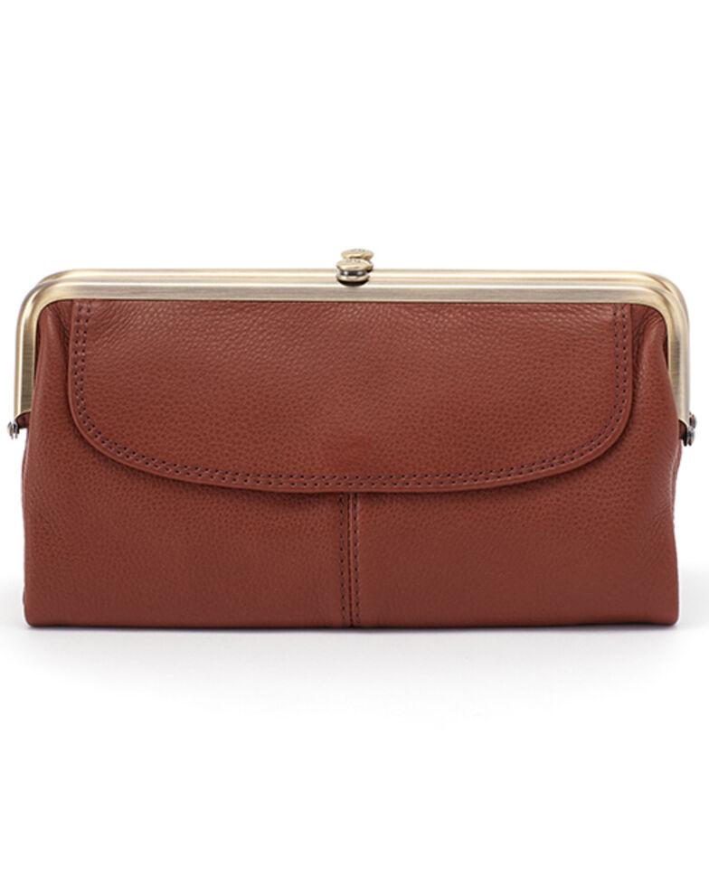 Hobo Women's Lauren Clutch Wallet, Brown, hi-res