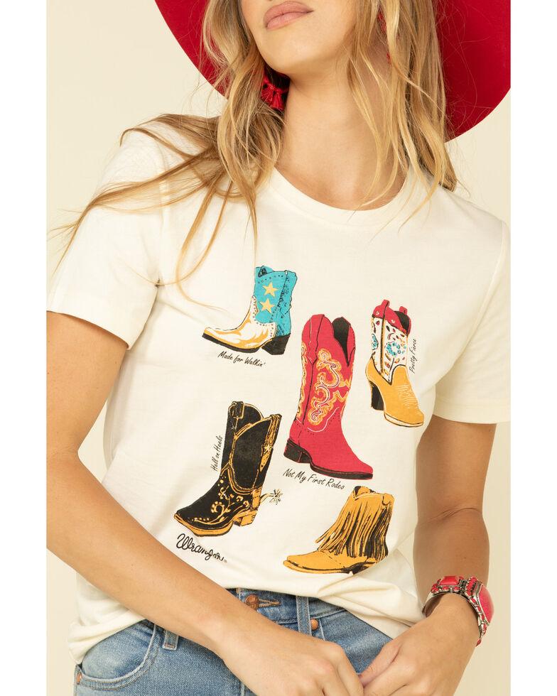 Wrangler Retro Women's Boots Graphic Short Sleeve Tee , , hi-res