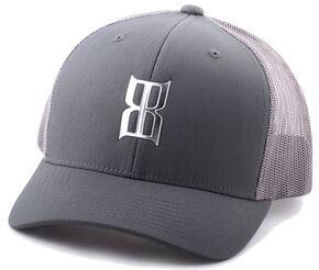 Bex Men's Klafkyn Snap-Back Ball Cap, Grey, hi-res