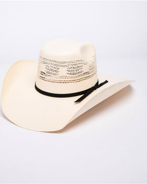 Cody James Men's Bangora 3 Cord Cowboy Hat, Natural, hi-res