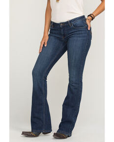Idyllwind Women's The Rebel Bootcut Jeans, Blue, hi-res