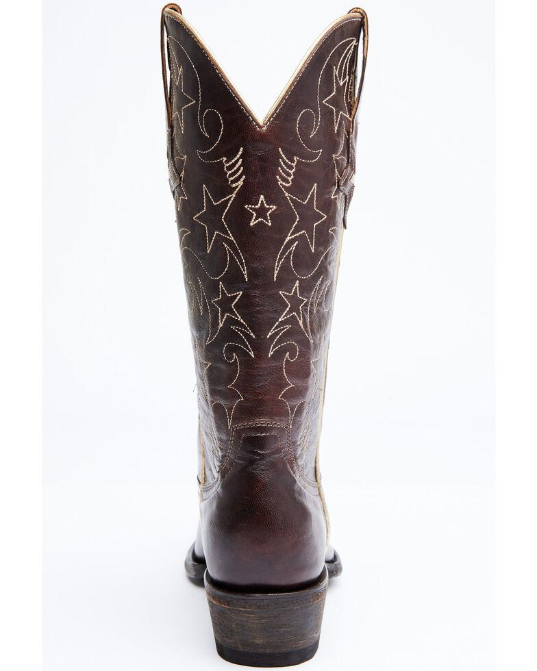 Idyllwind Women's Starstruck Western Boots - Snip Toe, Dark Brown, hi-res